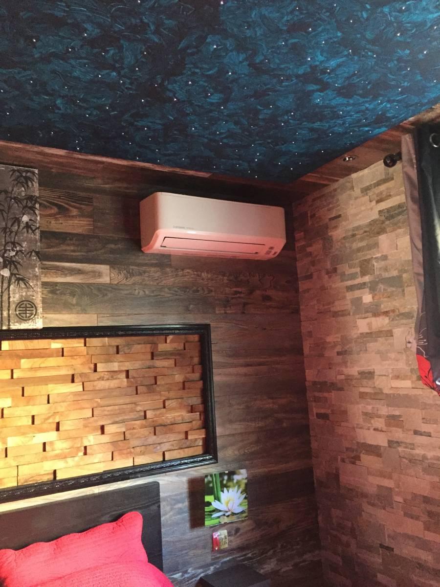Pose de climatisations r versibles pour appartement - Pose de chambre implantable technique ...
