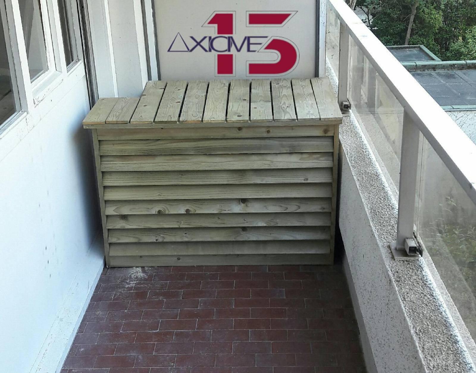 Cache Unité Extérieure Climatisation installateur de climatisation à aubagne avec cache groupe