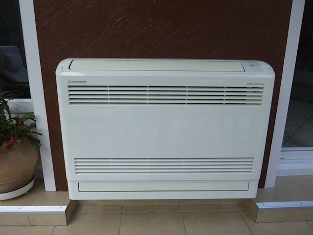 Climatisation mitsubishi pour v randa roquefort la b doule axiome 13 - Console climatisation reversible ...